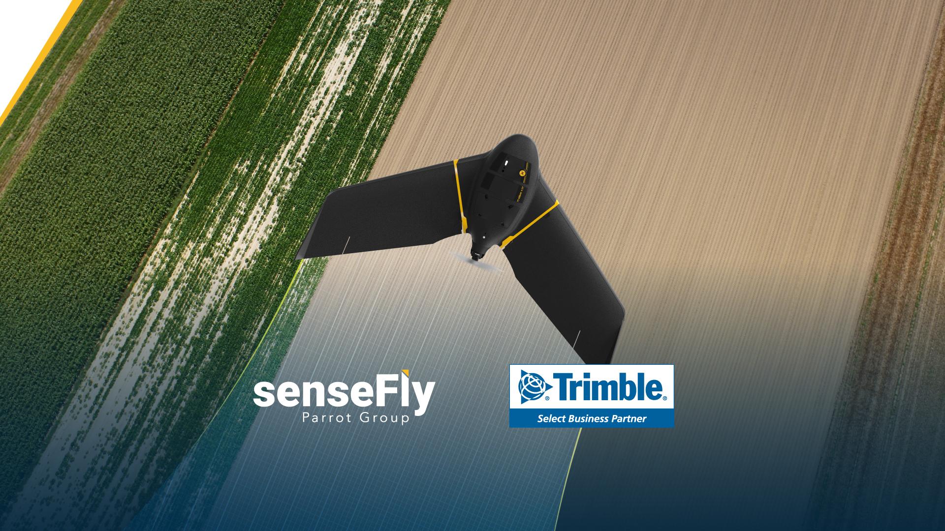 senseFly drone